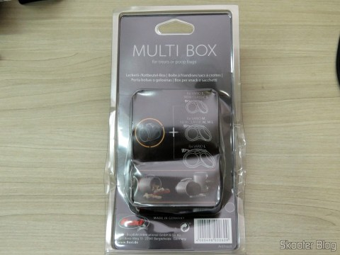 Multi Box, on its packaging