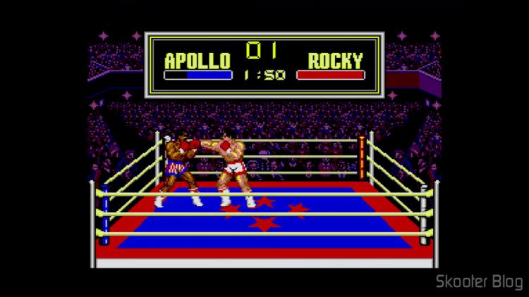 Rocky - Master System