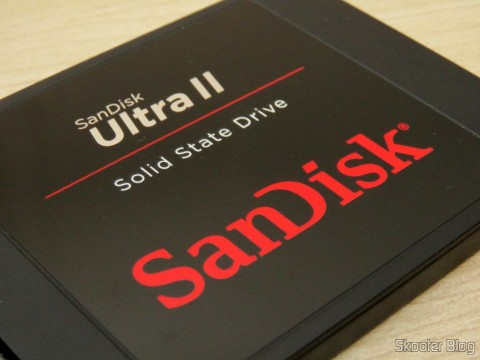 SanDisk Ultra II 240GB SATA III 2.5-Inch 7mm Height Solid State Drive (SSD) With Read Up To 550MB/s- SDSSDHII-240G-G25