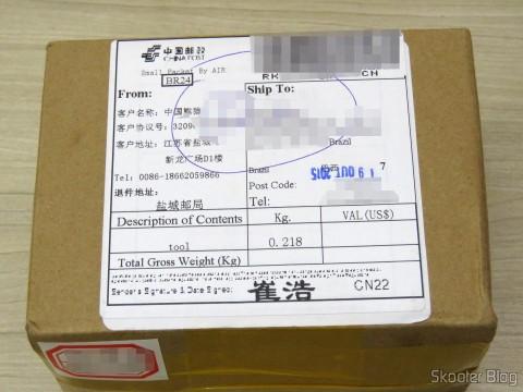 Pacote com as 10 Seringas de 20ml + 10 Agulhas 16G com 10 cm de comprimento