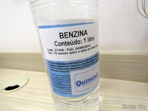Benzina - 1 Litro