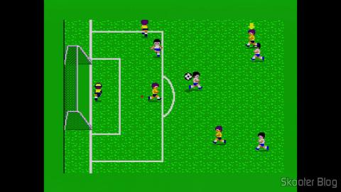 Super Futebol - Master System