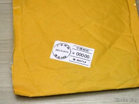 Pacote da DX com o Cabo A/V RCA Duplo Millionwell com 150cm