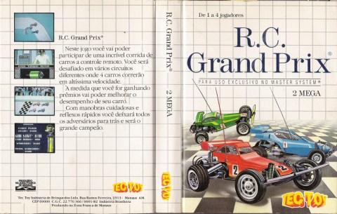 R.C. Grand Prix - Master System