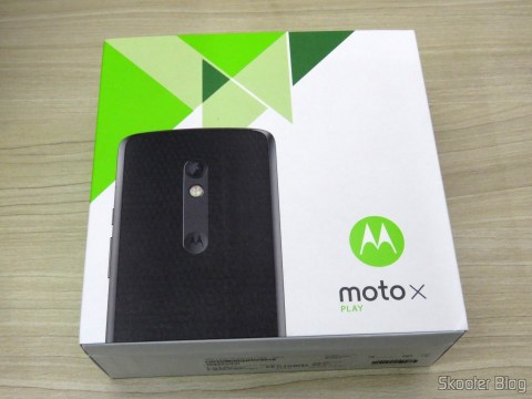 Motorola Moto X 32GB Play in your pack