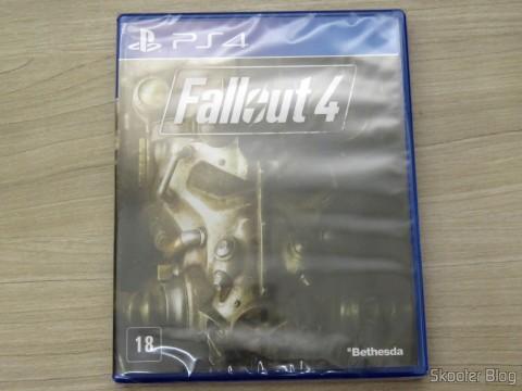 Fallout 4 (PS4), ainda lacrado