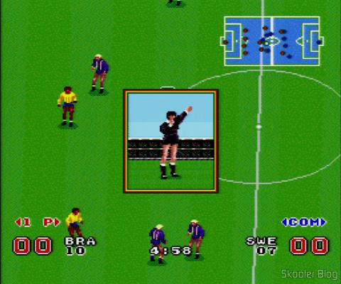 Goal! - Super Nintendo - Absences and impediments