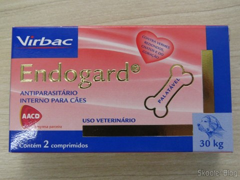 Endogard Dogs packing 30 kg