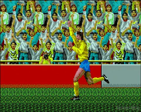 Gol no Super Futebol