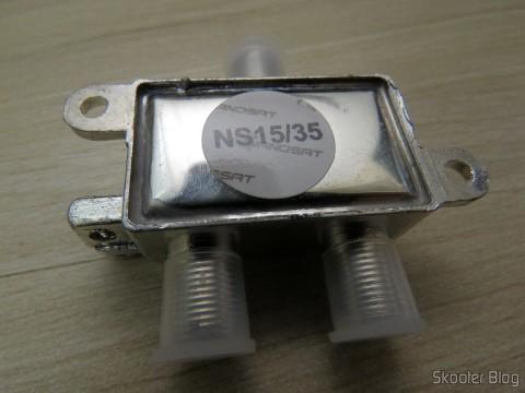 VHF/UHF/SAT Diplexer Nanosat