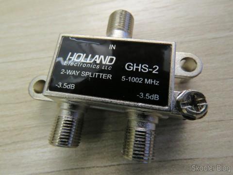 Holland GHS-2 splitter