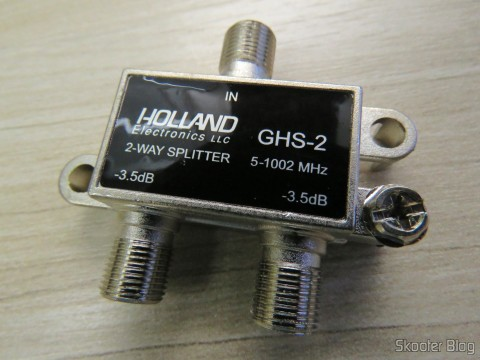 Holland GHS-2 splitter