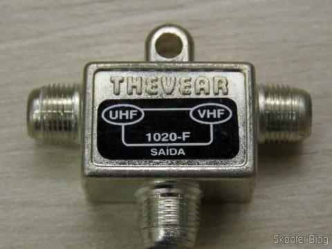 VHF UHF signal mixer Thevear 1020-F