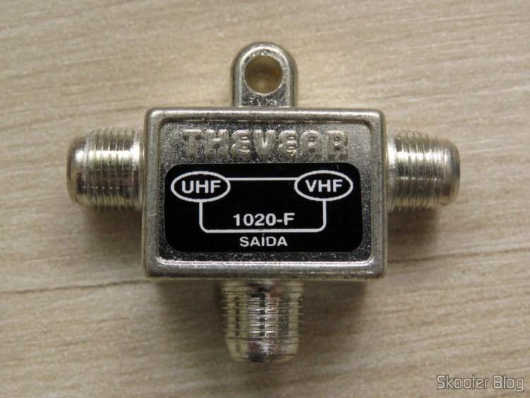 Misturador de Sinais VHF UHF Thevear 1020-F