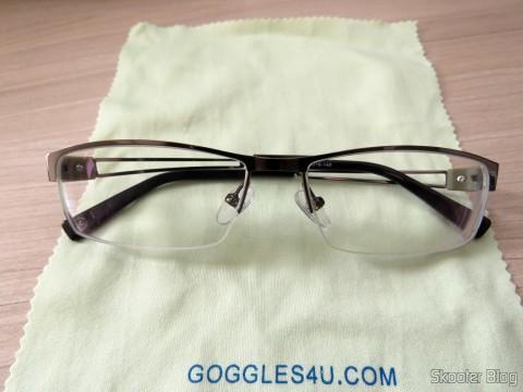 Óculos G4U 79012 com Lentes 1.56 Fotocromáticas Ciinza da Goggles4U