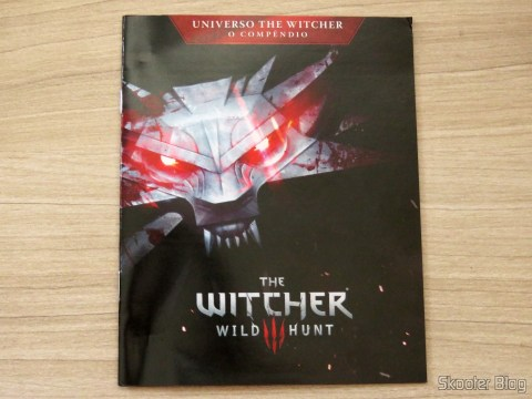 Compêndio do The Witcher 3: Wild Hunt (Playstation 4)