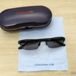 Óculos de Sol com Grau - G4U 2104 com lentes 1.57 CR39, com tecido de microfibra e caixinha da Goggles4U