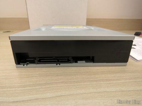 Gravador Blu-ray Pionner BDR 209-DBK