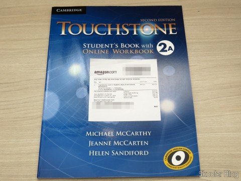 Touchstone, Level 2: Student's Book with Online Workbook the