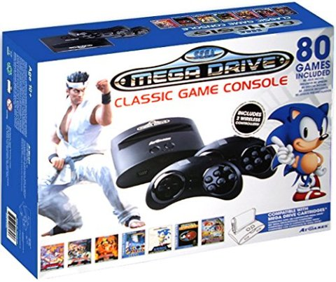 Mega Drive Classic Game Console - The supposed release of Sega which is actually just a Chinese clone