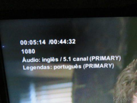 """Informações do Netflix na Smart TV Panasonic Viera 40"""" - TC-40DS600B"""