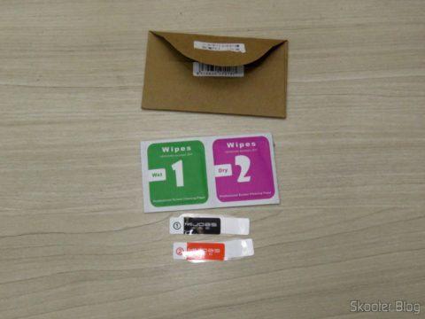 Películas Protetoras para Xiaomi Mi Band 2