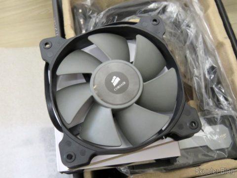 Ventoinhas do Cooler líquido para CPU Hydro Series™ H80i GT