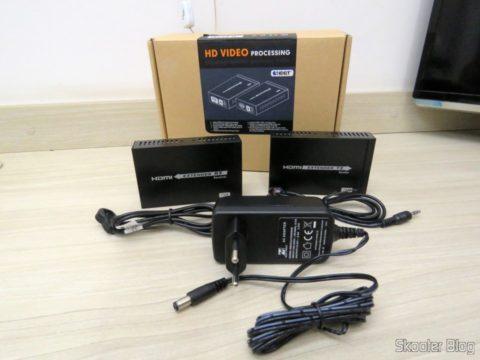 All items Lenkeng LKV375 HDBaseT HDMI Extender