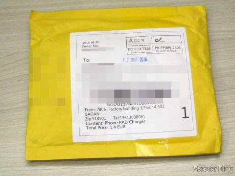 Envelope com as Duas Baterias Nokia BL-5C