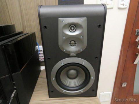 Caixa Acústica JBL ES30 instalada