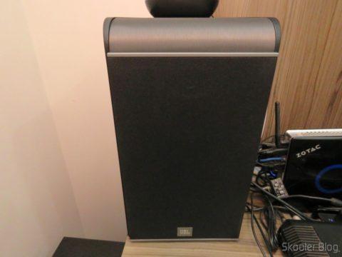 Speaker JBL ES30 installed
