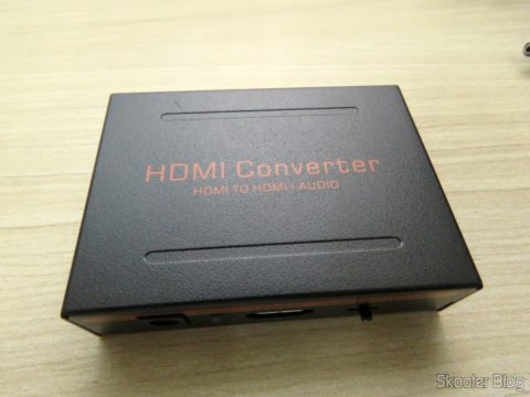 Extractor input HDMI audio to SPDIF and analog Stereo RCA
