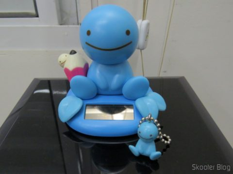 Solar Nohohon Zoku doll and your puppy