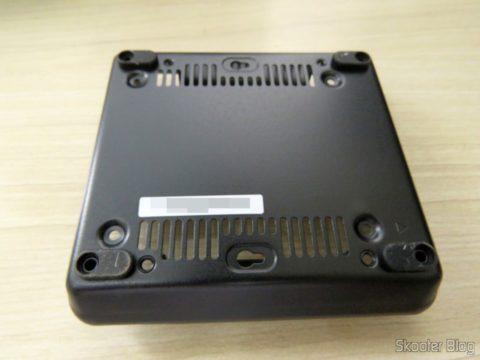 """Tampa inferior alternativa do MSI Cubi 2, para instalação de HD ou SSD de 2.5"""""""