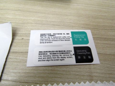 Acessórios da Película de Vidro Protetora de Tela para Moto Z Play Nillkin H+Pro