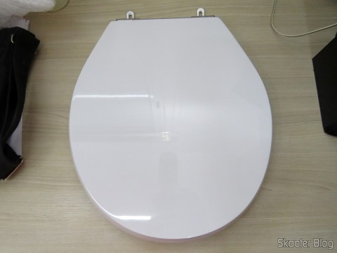 Polyester toilet seat for Dinnerware Deca Ravenna, the brand Sedile