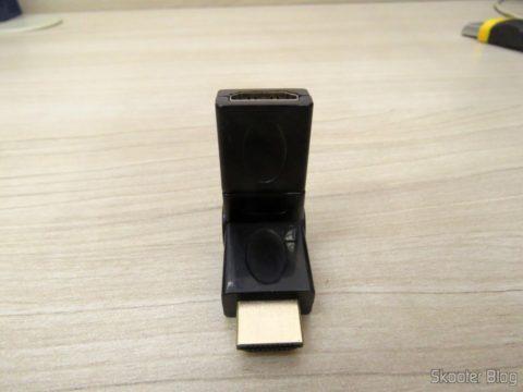 2# HDMI Adapter Rotating Angle