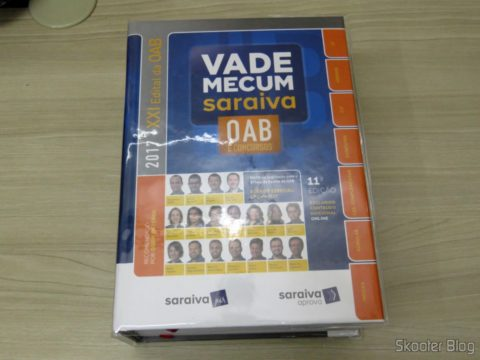 Vade Mecum Saraiva - OAB and Contests - 11ª Ed. 2017