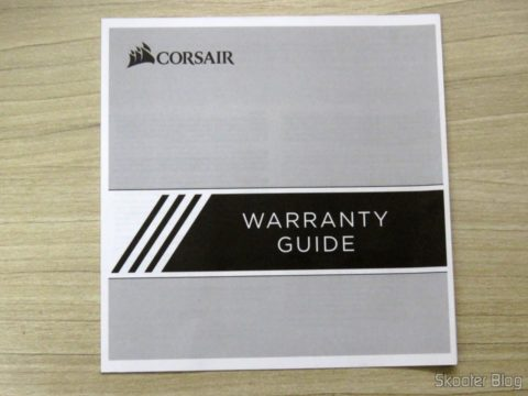 Warranty guide fully Modular power supply S Series ™ RM550X — 550 Watt with certification 80 PLUS ® Gold