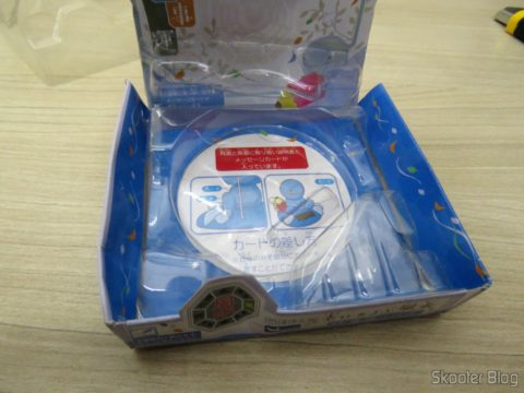 Packaging of Solar Nohohon Zoku Doll 2