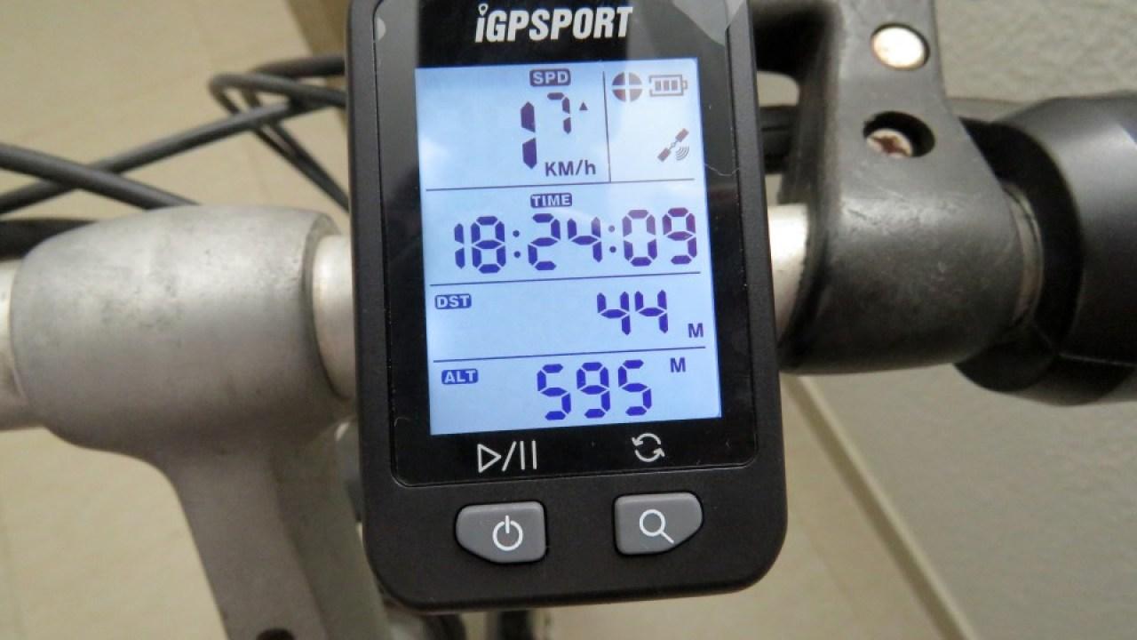 35e73f8f9 Velocímetro / Computador de Bicicleta iGPSPORT iGS20E e suporte - Skooter  Blog