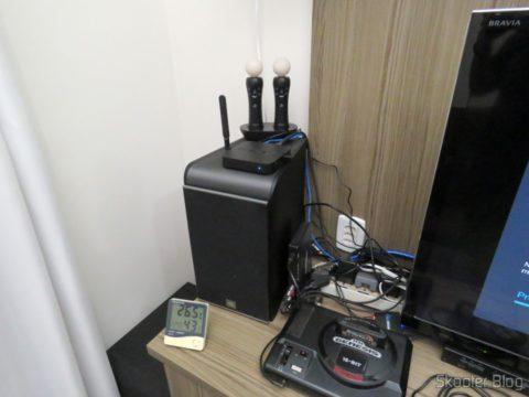 MINIX NEO U1 installed