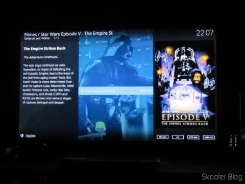 Reproduction of Kodi in DTS-HD Master Audio