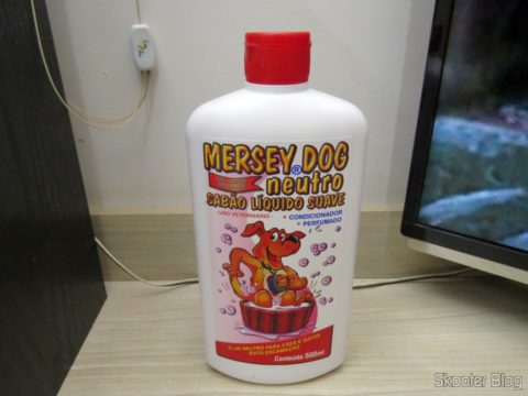 Mersey Dog Shampoo Neutral