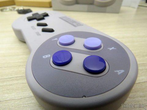 8bitdo SNES30 GamePad