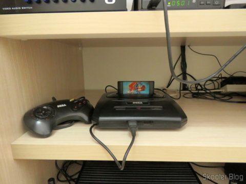O Mega Drive III, da Tec Toy