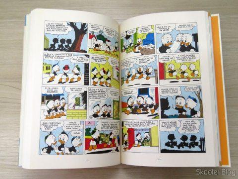 """Donald Duck: """"A Cidade Fantasma"""""""