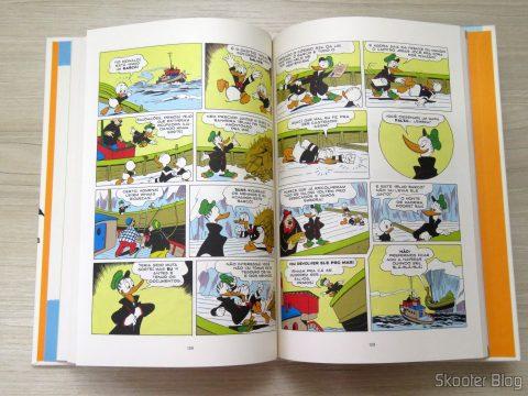 """Pato Donald: """"Em Busca do Unicórnio"""""""