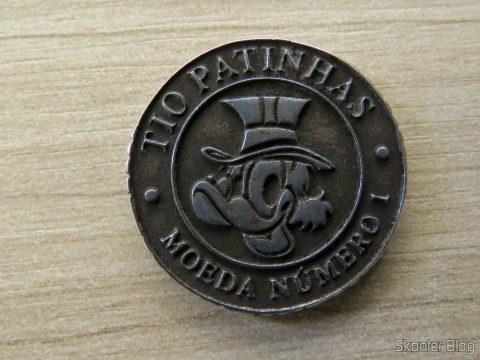The Coin Number 1 do Tio Patinhas