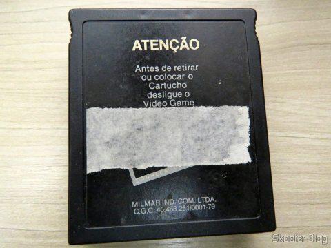 Cartucho Dactar com 4 games